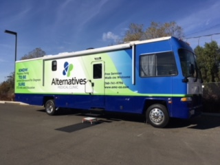 mobile women's clinic